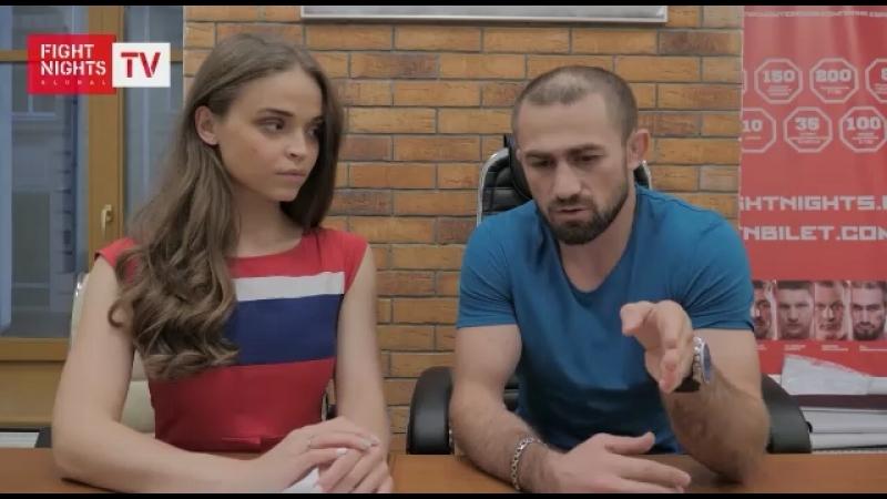 Али Багаутинов: Я главный претендент на титул