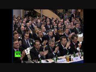 10 лет Мюнхенской речи Путина (АРХИВ)