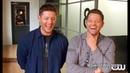 Supernatural Cast Funny Moments