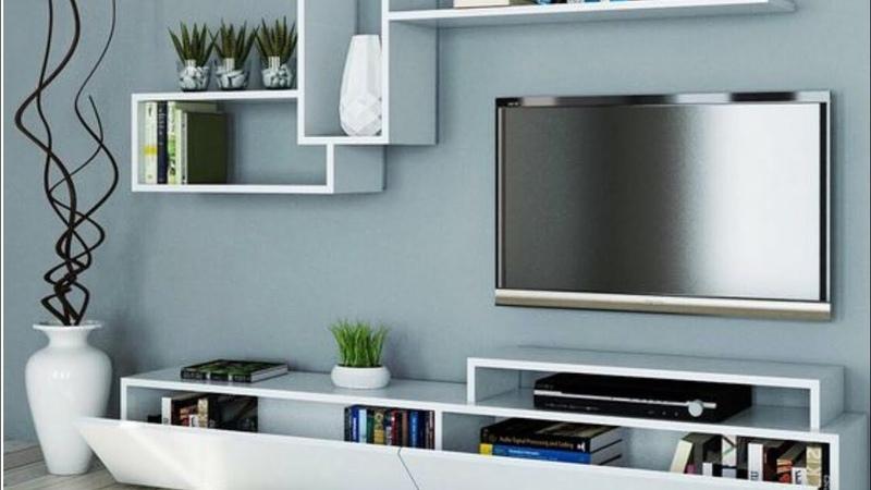 Stunning TV Wall latest designs Ideas 2019