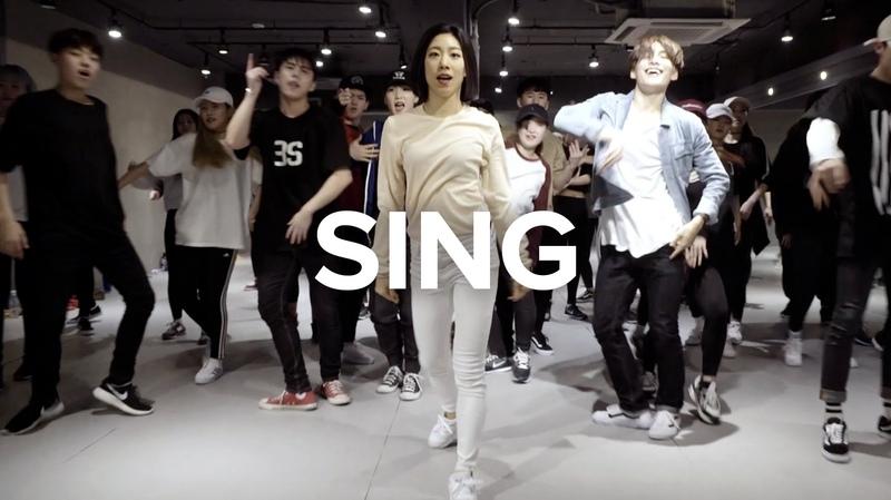 Sing - Pentatonix Lia Kim Choreography