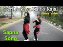 Teri Aakhya Ka Yo Kajal ( Cover Dance Video) Karan Kasm Choreography sapna Haryanvi song