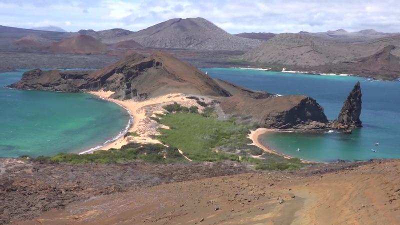 Галапагосские острова. Это интересно и далеко