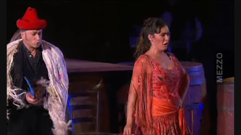 Carmen (Roberto Alagna, Béatrice Uria-Monzon, Ludovic Tézier Orange, Myung-Whun Chung, 31.07.2004)