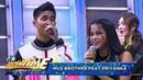 MusBrother duet Nyanyiin Lagu India Bareng Priyanka Z Girls - I'ts Show Time Eps 2