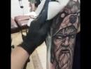 Никита Жемчужников г Санкт Петербург @ Пена очищающая антибактериальная tattoo druidtattoo druidbalm друидтату