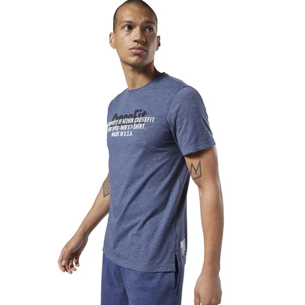 Спортивная футболка Reebok CrossFit® USA Move