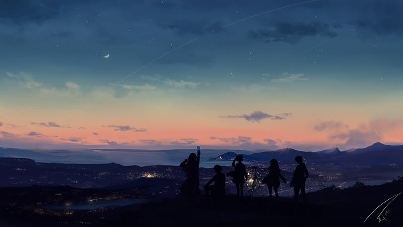 Most Beautiful Music: Embers Glow by Bob Bradley Thomas Balmforth