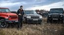 Самый подготовленный сток Jeep Wrangler Rubicon Джип Вранглер Рубикон VS G500 VS GrandCherokee ГрандЧероки VS Mercedes G500 Geländewagen Мерседес Гелендваген