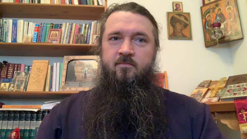 Протоиерей Вячеслав Давиденко 3