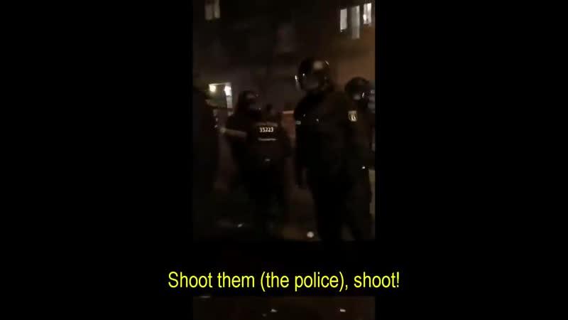Arabische Migranten führen den Krieg gegen Berliner Polizei Silvester 2019 - Arab migrants vs. Berlin police New Year's Eve 2019