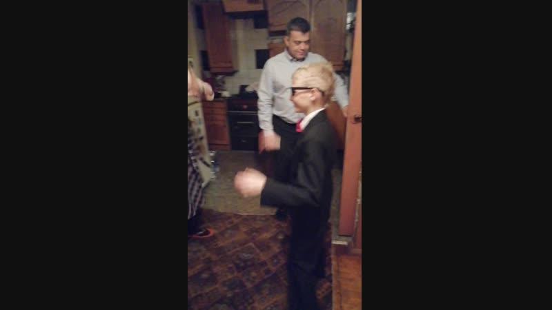 Танцы л р мамы 23.02.19