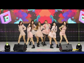 · Fancam · 181003 · OH MY GIRL -
