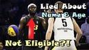 The WEIRDEST NBA Draft Story Ever: Tanguy Ngombo (2011 NBA Draft)