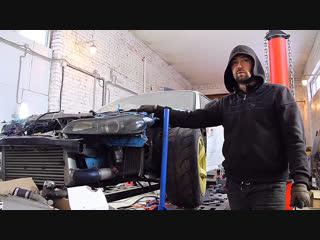 Silvia s15 строй перестрой