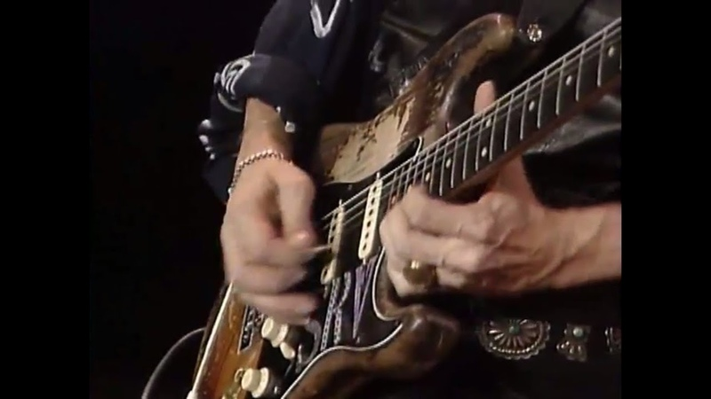Stevie Ray Vaughan And Double Trouble 'One Night In Texas' Live 1989