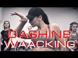 WAACKING - Dashine (IHOW RUSSIA) - Raining man