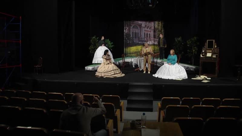 15 11 2018 Театр готов к премьере