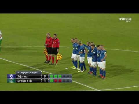 Iceland Cup-2018. Final. Stjarnan - Breidablik. Penalties