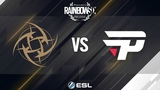 Rainbow Six Pro League - Season 9 - LATAM - Ninjas in Pyjamas vs. paiN Gaming - Week 3