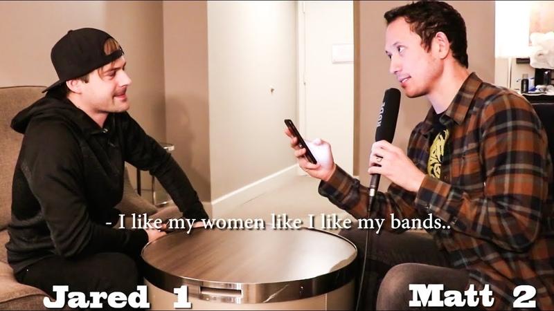 Try Not To Laugh Challenge ft. Matt Heafy (Trivium)