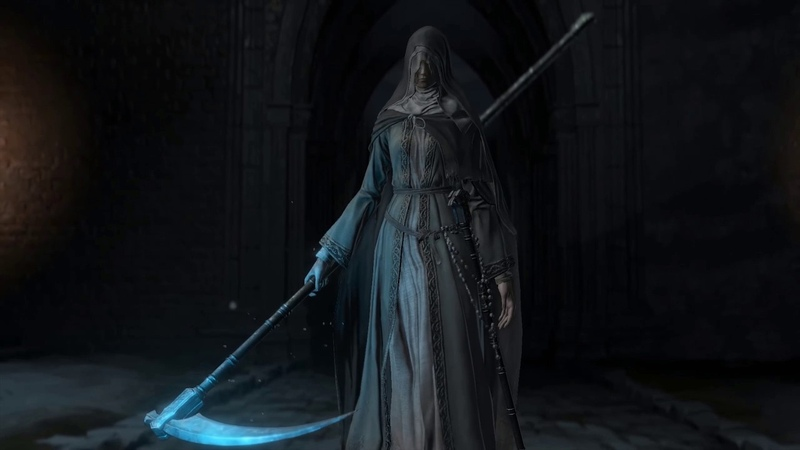 Sister Friede and Father Ariandel (Extended) by Y. Kitamura (Dark Souls 3 OST)