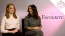 Эмма Стоун и Рэйчел Вайс: Давай во что-нибудь постреляем | Фаворитка