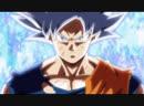 Драконий Жемчуг Супер Герой Аниме Анимацыя Сонгоку Против Фуу Супер Ультра Прабуждение