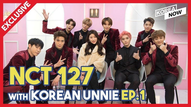 [Exclusive Interview Ep.1] NCT 127s Interview with Korean Unnie