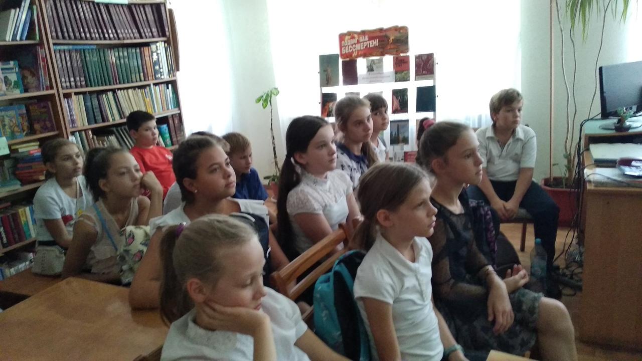 сектор организации досуга детей, Донецкая республиканская библиотека для детей, освобождение донбасса