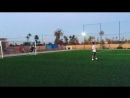 Goalkeeping training
