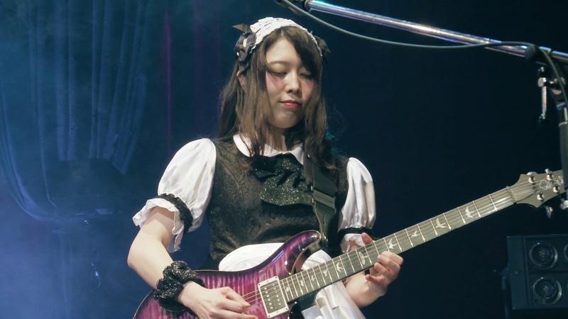 BAND-MAID DICE Zepp Tokyo 041218 BD