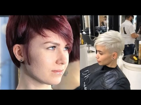 2018 Fall Winter 2019 Short Pixie Haircut Trends