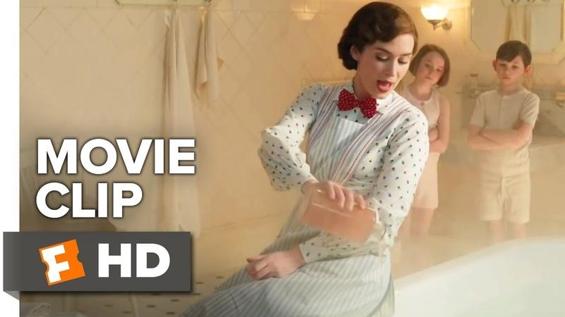 «Мэри Поппинс возвращается» (Mary Poppins Returns) - Can You Imagine That?