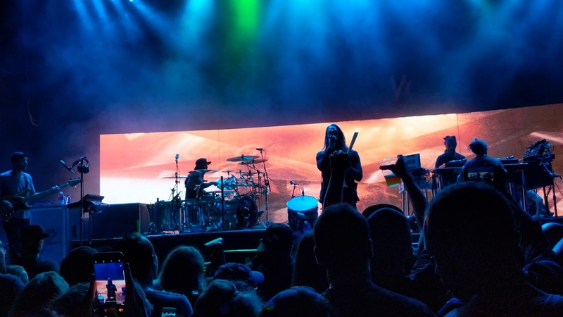 Incubus - Priledge concert at The Fillmore Silver Spring on Sunday, August 12, 2018