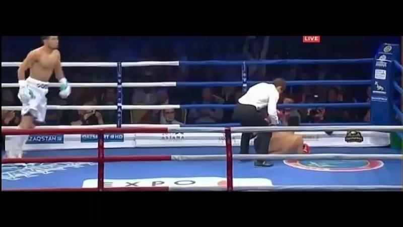 Кәсіби бокс