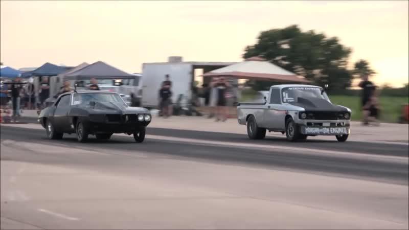 Epic Race The Luv vs Da Kid at the Equalizer Kansas