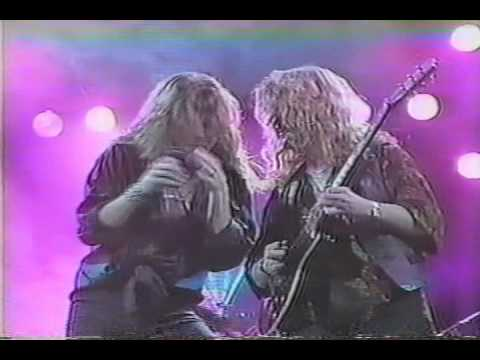 EUROPE - Heart of Stone (Live in Viña del Mar on February 25, 1990)