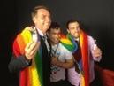 O que os gays pensam sobre Jair Bolsonaro