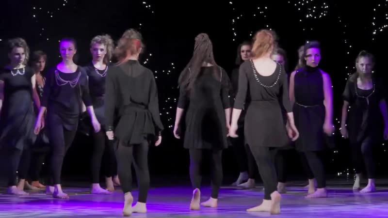 Екатерина Незванова_ педагог танцев Modern Dance в школе танцев Мартэ