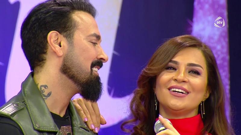 Aynur Dadaşova ve Niyam Salami - Seni Seviyorum (Şou ATV)