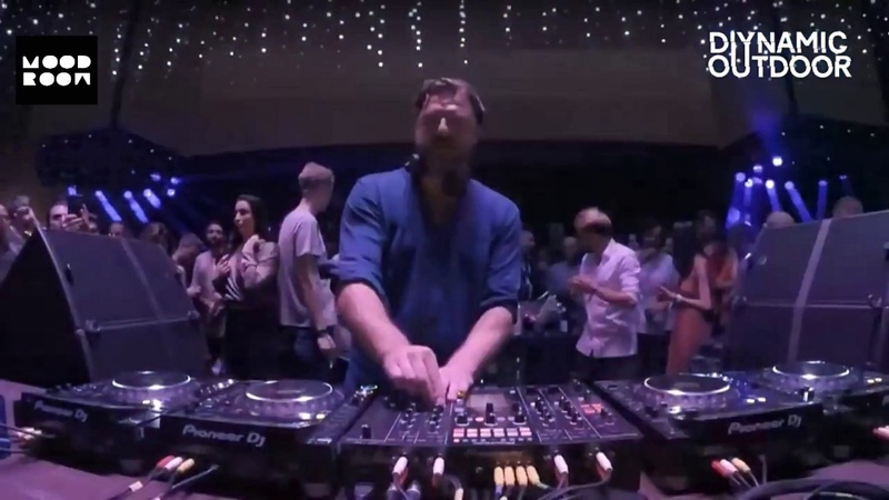 Solomun @ live From (Diynamic Outdoor) Off Week Barcelona 2018 HD [MOODROOM] Deephouse