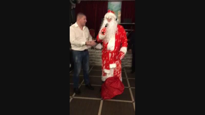 Стишок Деду Морозу 😂