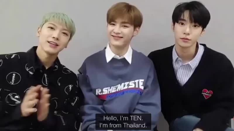 Ten speaking chinese and then giving up eventually