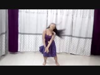Do peg maar  - indian girl dance video