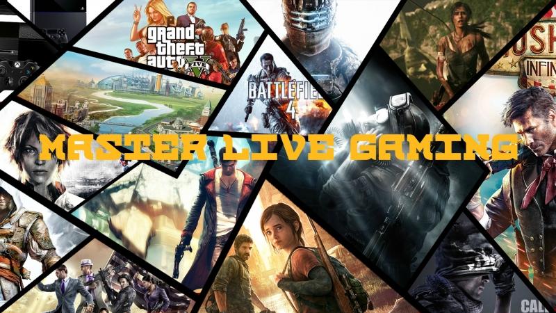 Master Live Gaming MLG Subnautica