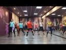 Sofia Reyes - 1, 2, 3 (feat. Jason Derulo De La Ghetto) | ZUMBA Dance | DanceFit _tver