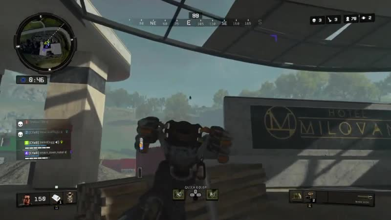 Lucky mesh mines. Black Ops 4