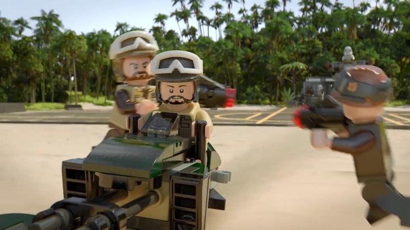 Набор LEGO STAR WARS 75164 Боевой набор Повстанцев™