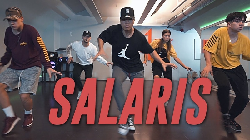 Dopebwoy SALARIS Choreography by Duc Anh Tran